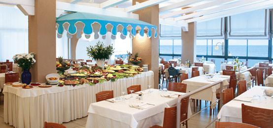 Hotel Manila, Ferienoase mit Meerblick in Jesolo.