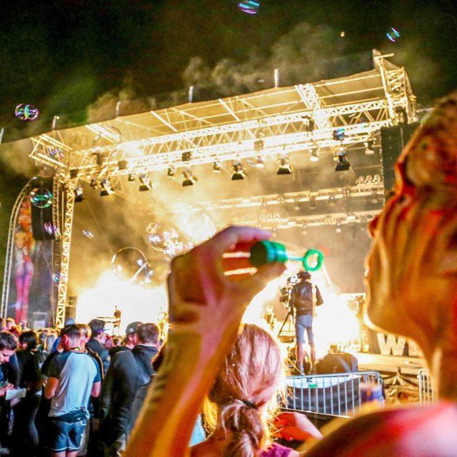 Bubbles  wanda Konzert beim wbf2016 WORLDBODYPAINTINGFESTIVAL A FUSION OFhellip