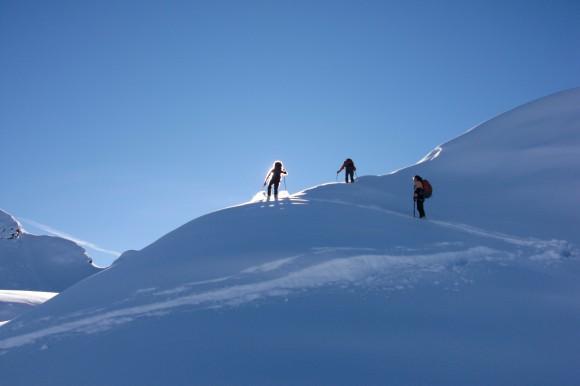 Skitouren in den Südtiroler Bergen