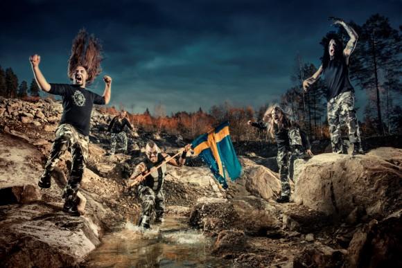 Am Programm stehen unter anderem Bands wie Avantasia, Alkbottle, Accept, Dog Eat Dog, Heaven Shall Burn, Monster Magnet, Russkaja oder Sabaton (Foto).