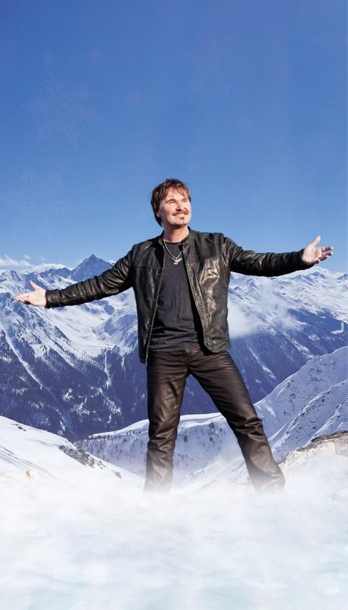 Die Bergwelt des Paznaun bietet eine besondere Kulisse für das große Konzert von Nik P. in Kappl. Foto: Tatiana Back