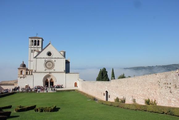 Bayerisches Pilgerbüro_Franziskusweg_Assisi