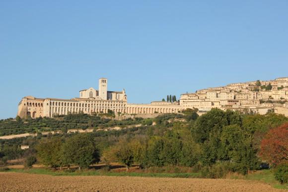 Bayerisches Pilgerbüro_Franziskusweg_Italien_Assisi