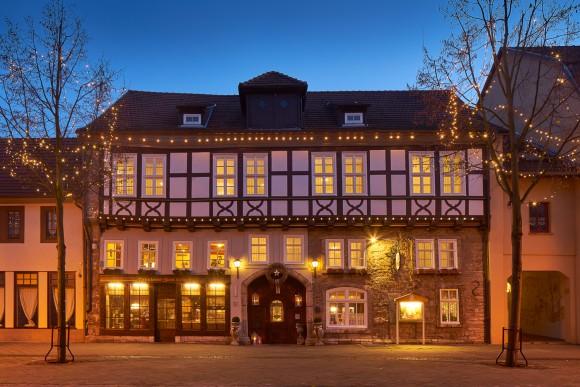 Das Hotel Brauhaus zum Löwen