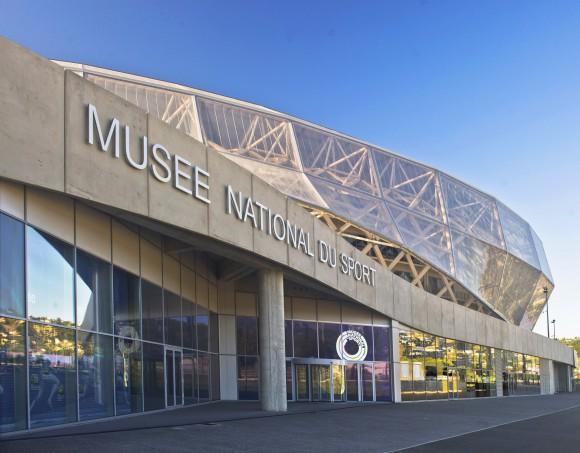 Nationalmuseum für Sport in Nizza Foto: M. Erlich / Musée Nationale du Sport