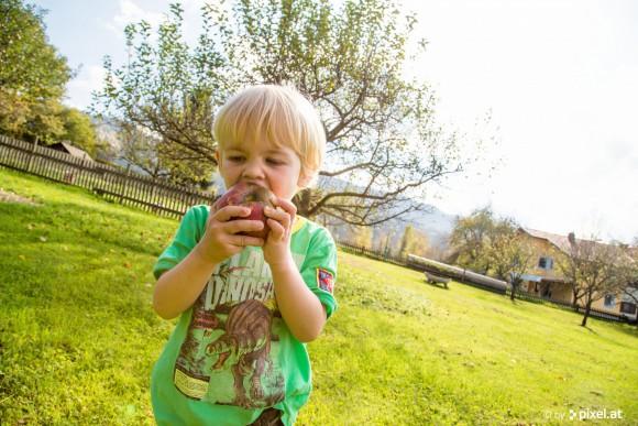 Den Geschmack der Kindheit in Kärnten erleben. Foto: pixelpoint
