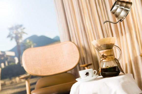 Hotel_Muchele_-Kaffee_Chemex-Karaffe