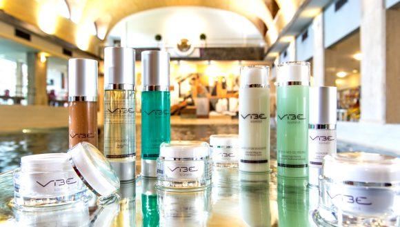 Vibe Kosmetiklinie Thermen Resort Warmbad