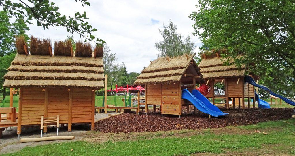 Natur-Erlebnis-Spielplatz am Rauschelesee, Foto: kk