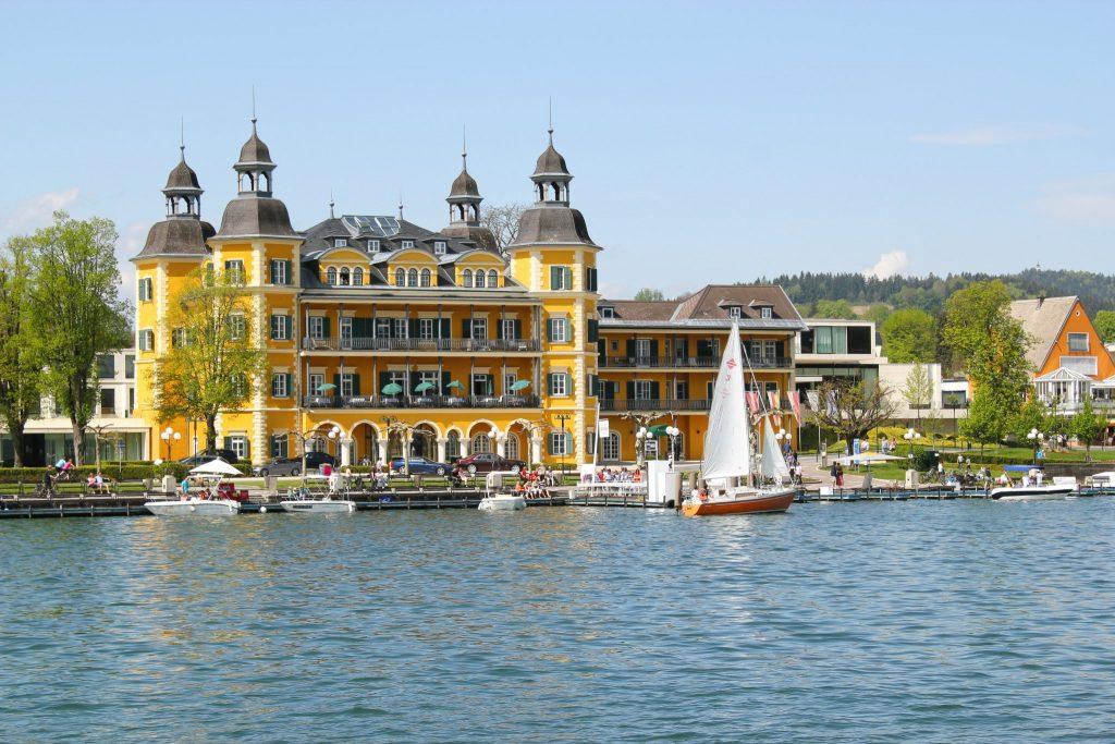 SchlossHotel Velden, Velden am Wörthersee. Foto: pixelpoint