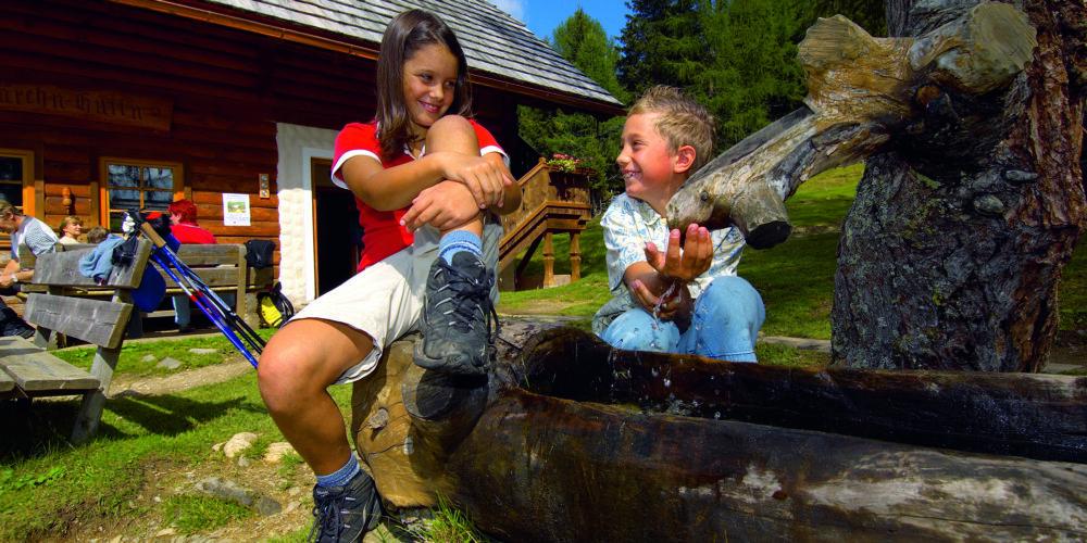 Familien-Erlebnis in Bad Kleinkirchheim