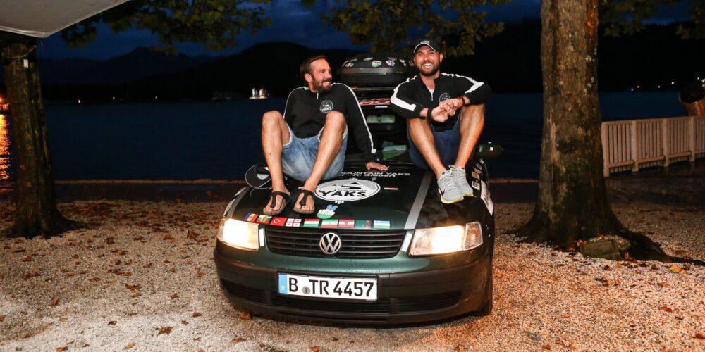 Tajik Rally – Boxenstopp am Wörthersee