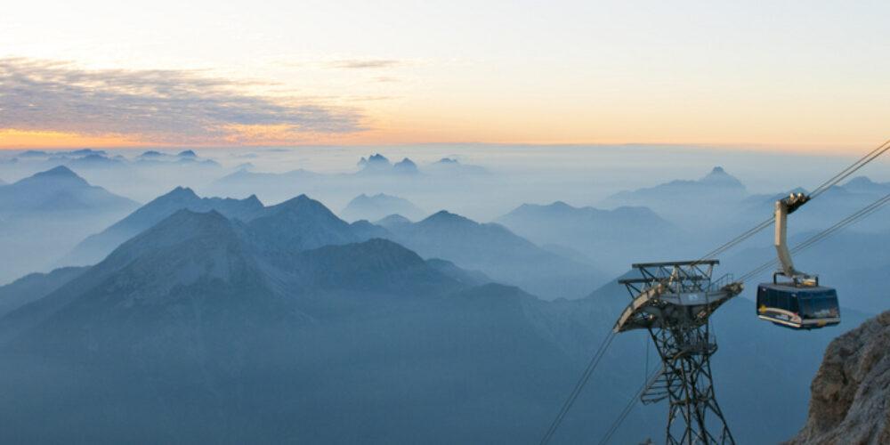 Zugspitze: Erlebnis-Aussichtsberg der Alpen