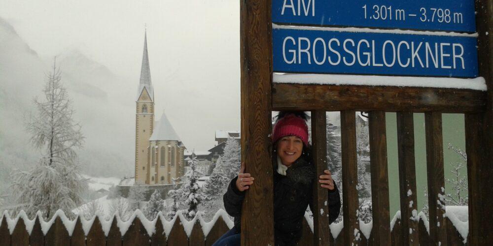 Großvati, es hat geschneit