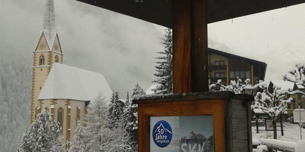 Start in den Kärntner Skiwinter