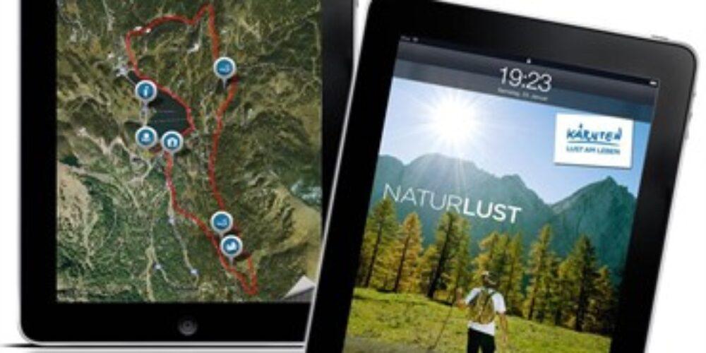 Tourenguide für iPad und iPhone und Android