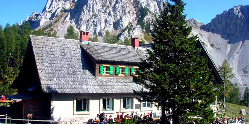Erlebniswanderung zur Klagenfurter Hütte (1.664 m) – Hochstuhl