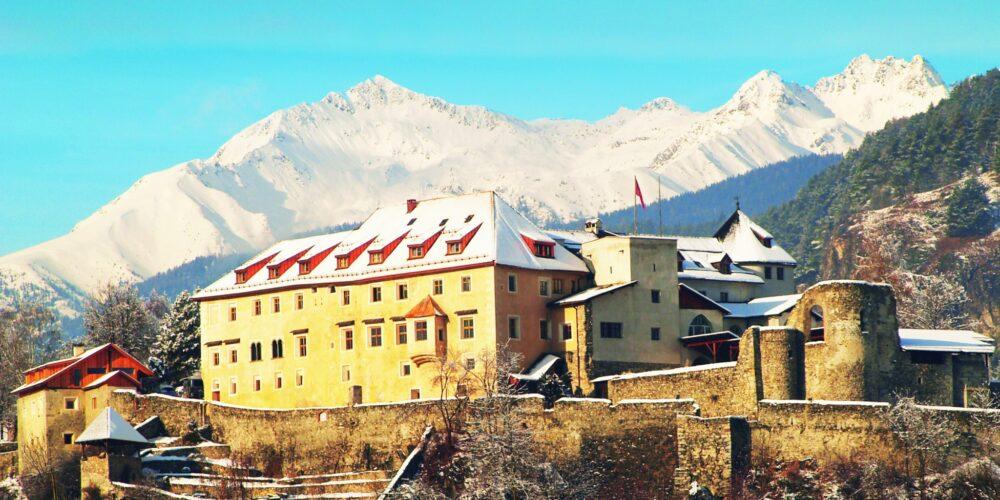 Winterurlaub in den Schlosshotels & Herrenhäusern