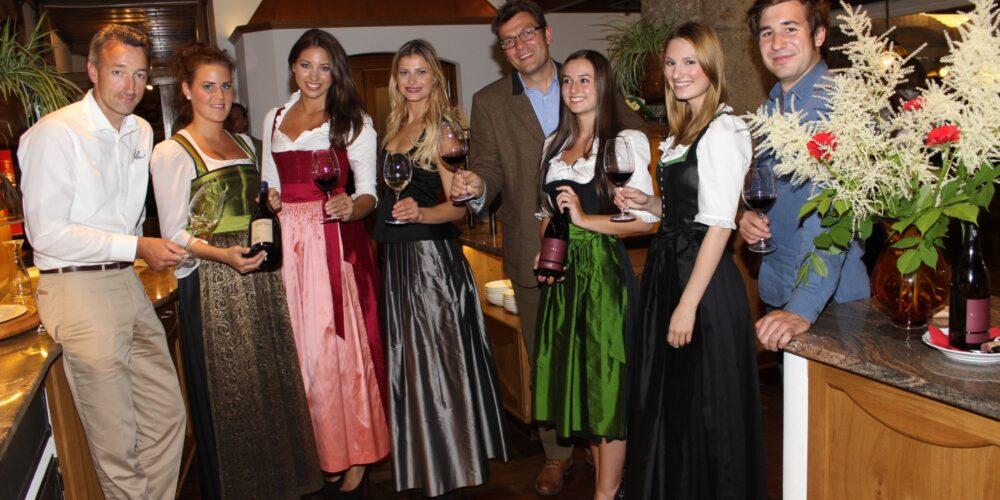 Charity Wein & Golf in Bad Kleinkirchheim