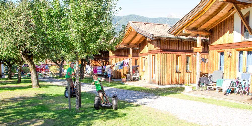 Alpencamp: Wohlfühlurlaub in Kötschach-Mauthen