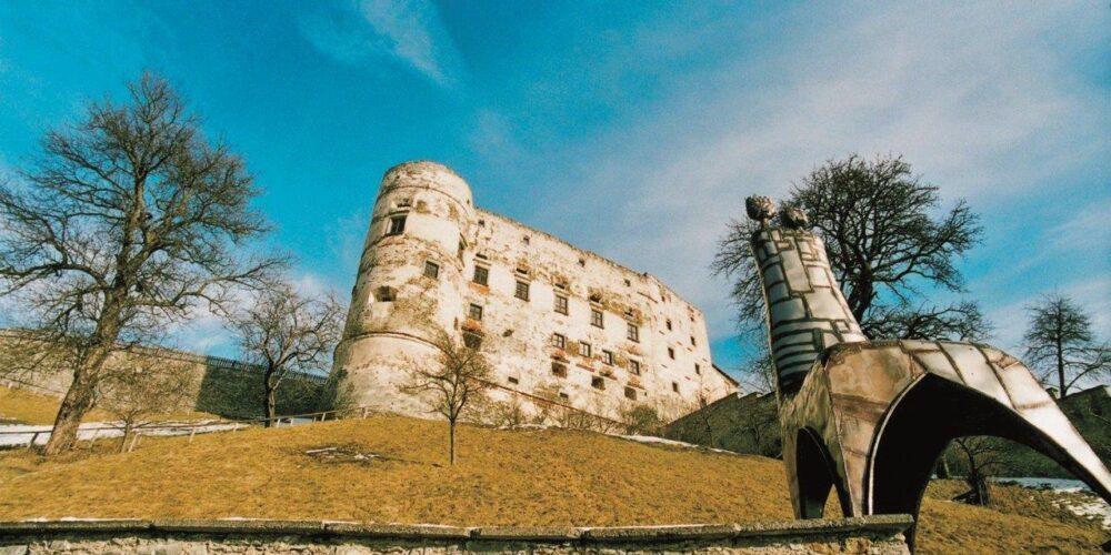 Genuss-Erlebnis Alte Burg Gmünd in Kärnten