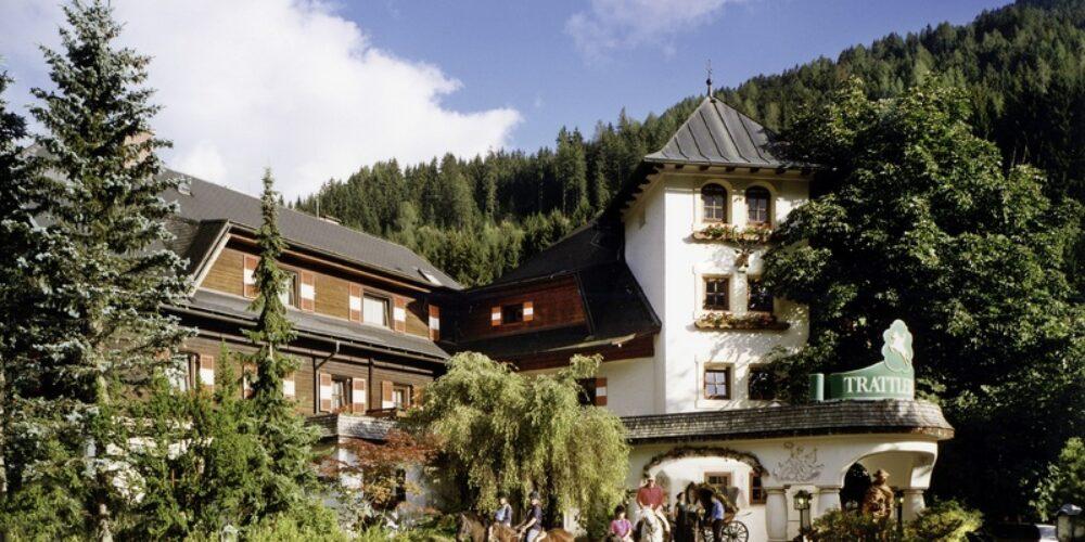 Etappenstopp am Drei-Länder-Wanderpfad in Kärnten