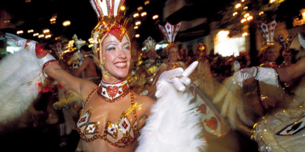 Erlebnis Karneval auf Teneriffa