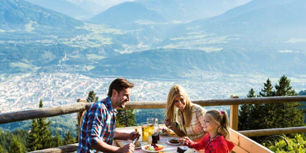 Herbstliche Hüttengaudi in Tirol