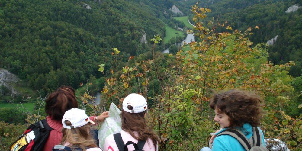 Wahrscheinlich Deutschlands schönster Wanderweg