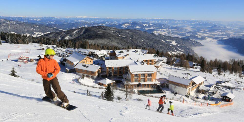 Es ist angerichtet: Skierlebnis in den Semesterferien!
