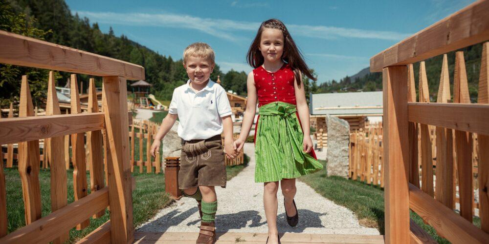 Naturhotel Forsthofgut im Salzburger Land