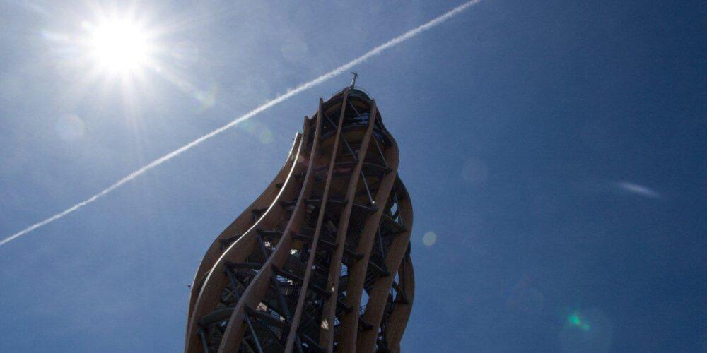 Turm am Pyramidenkogel wird eröffnet