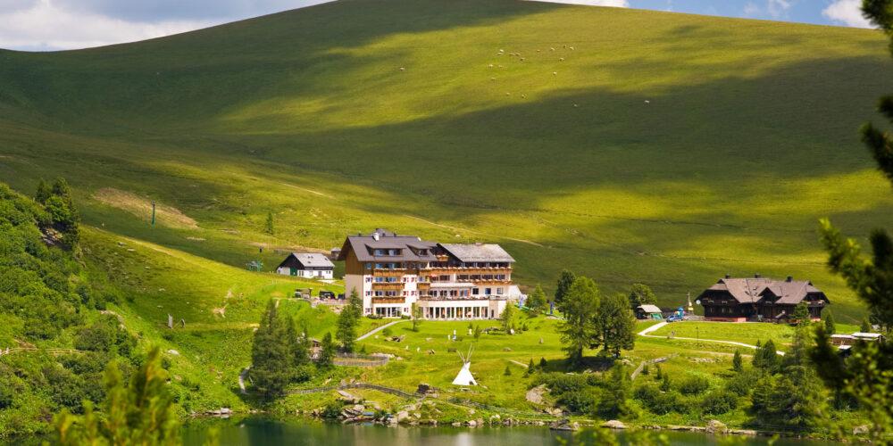 Erlebnisurlaub im Heidi-Hotel Falkertsee in Österreich
