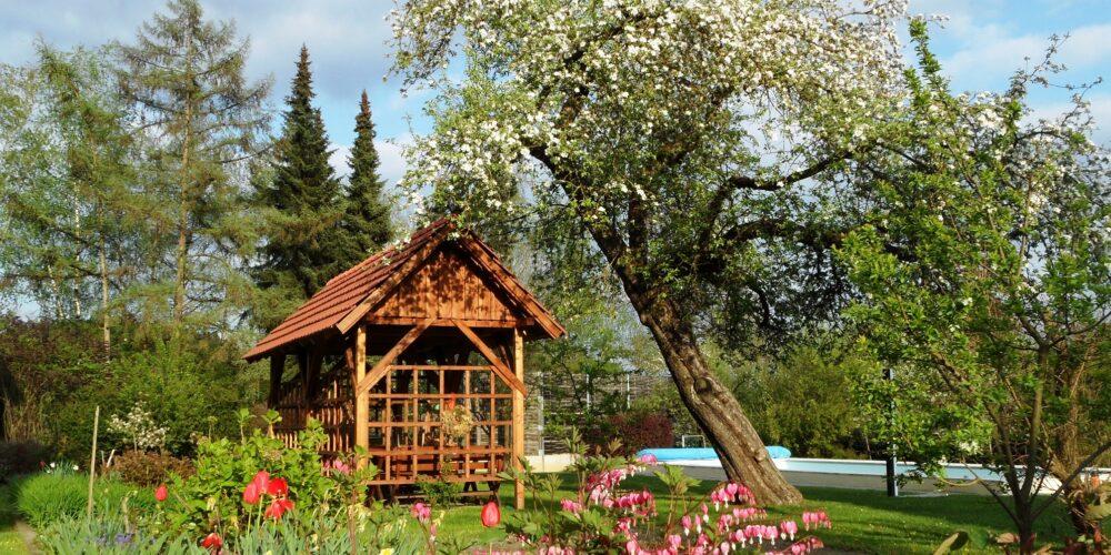 Kärntens schönster Bauerngarten am Längsee gefunden