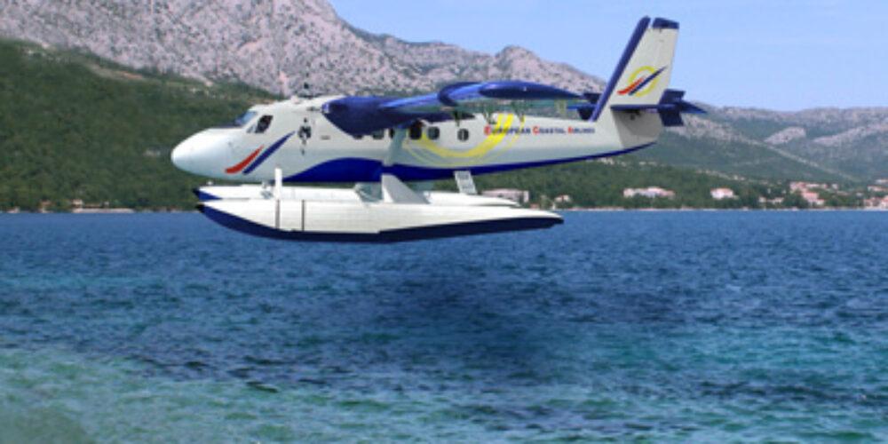 Wasserflugzeuge für Kroatien