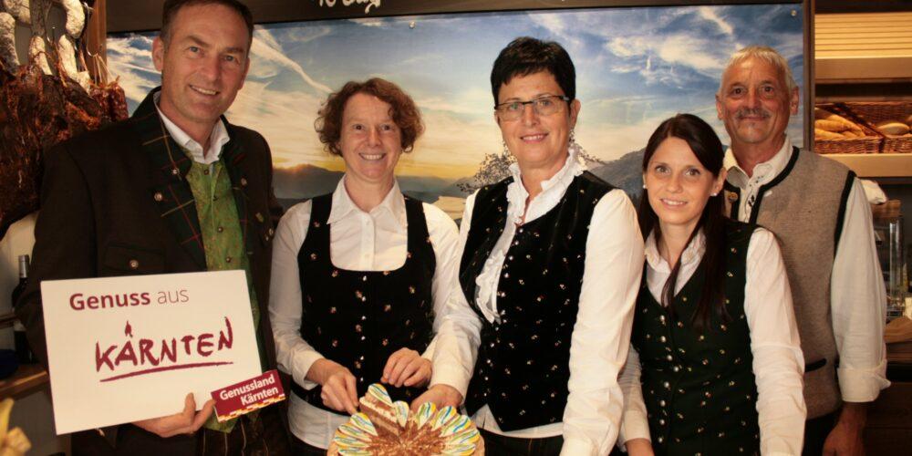 Dorfladen lockt im Bergdorf Fresach