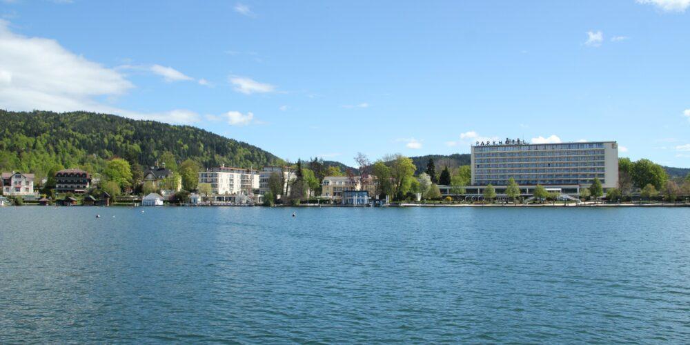 Erlebnis Wörthersee: Parkhotel in Pörtschach