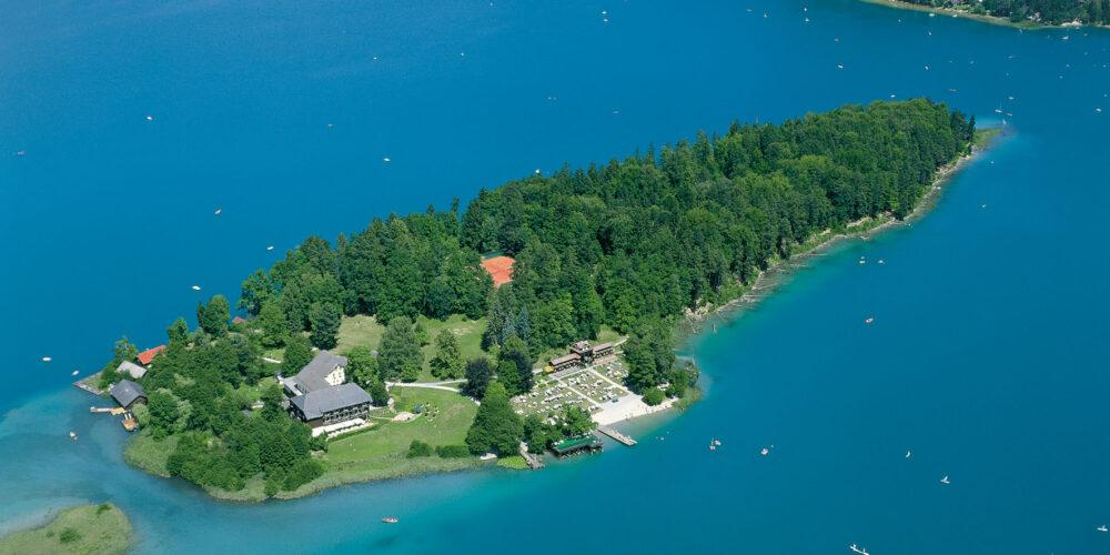 Inselhotel im Faaker See