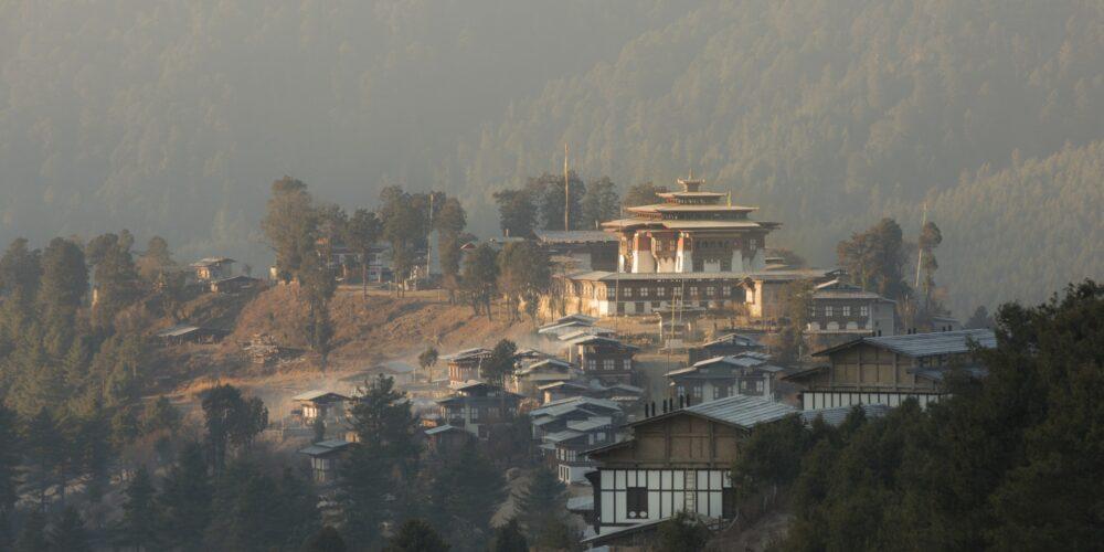 Mystisches Erlebnis im Königreich Bhutan