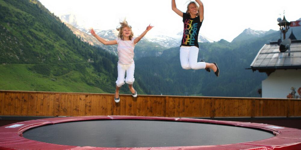 Familienabenteuer in gesunder Bergluft: Hotel Klausnerhof