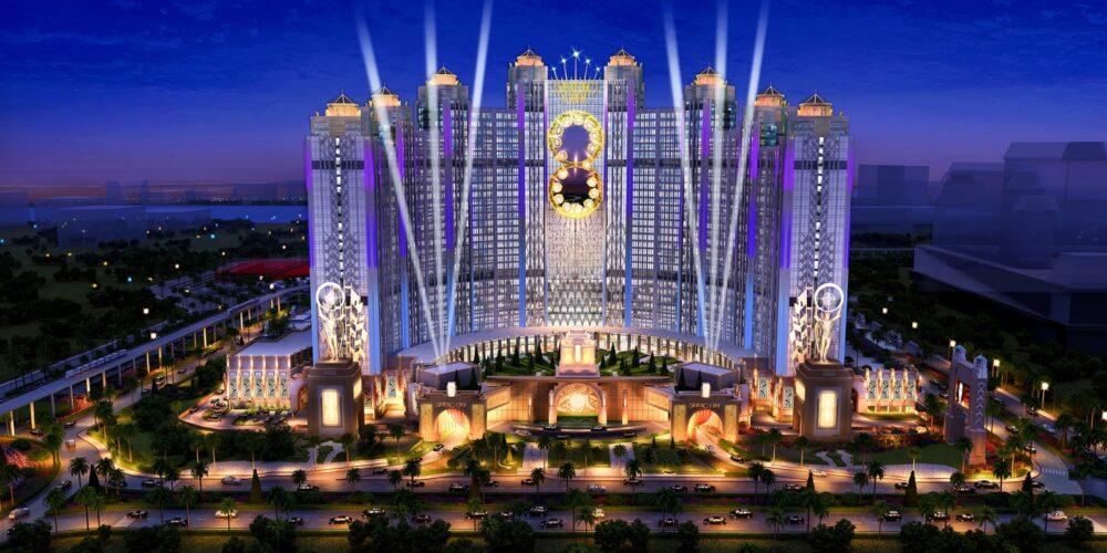 Erlebnis Macau: Batman landet auf Cotai