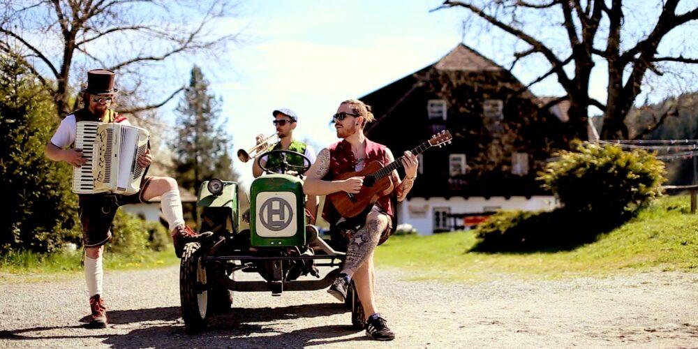 So groovy klingt der Erlebnisurlaub am Bauernhof