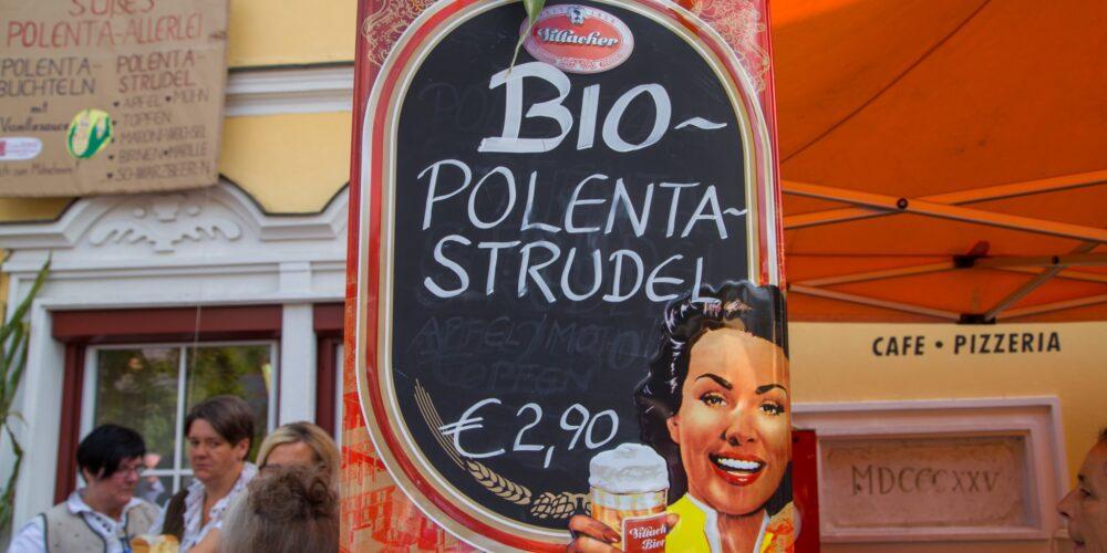 Polentafest in Nötsch in Kärnten