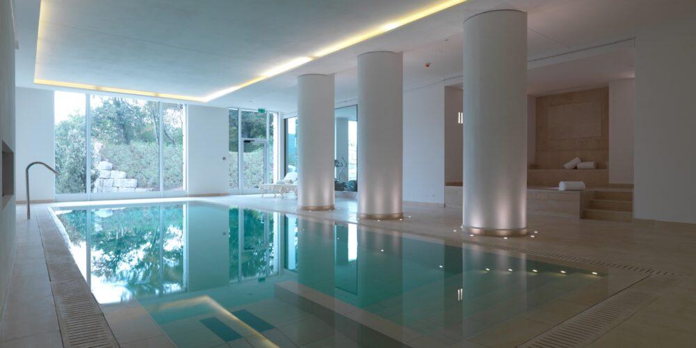 Resort Collina d'Oro in der Schweiz