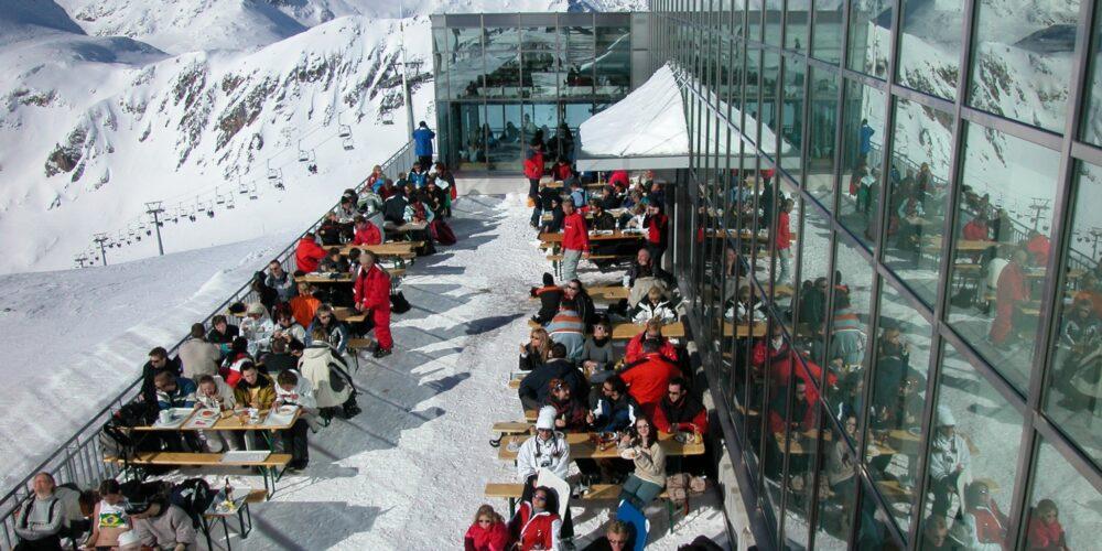 Kulinarische Erlebnisse am Gletscher in Kärnten