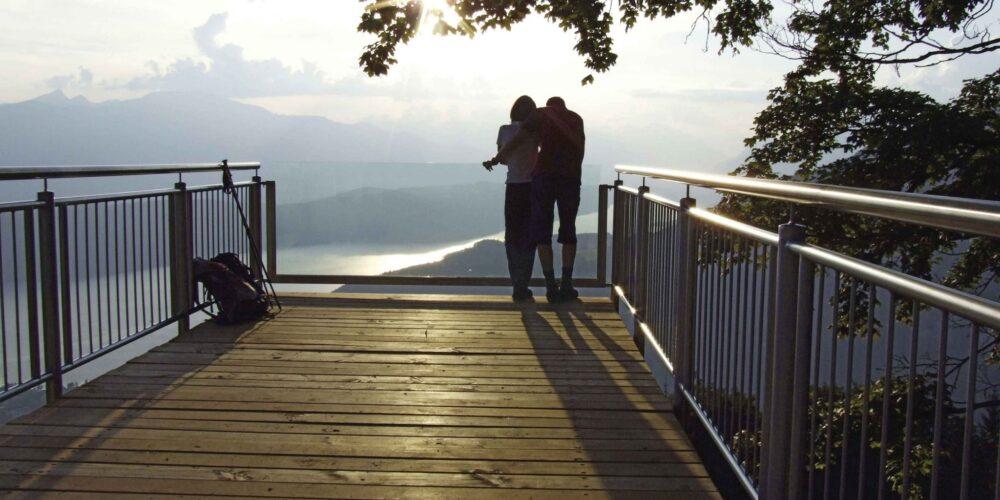 Wanderlust: Die Liebe erleben am Millstätter See Höhensteig