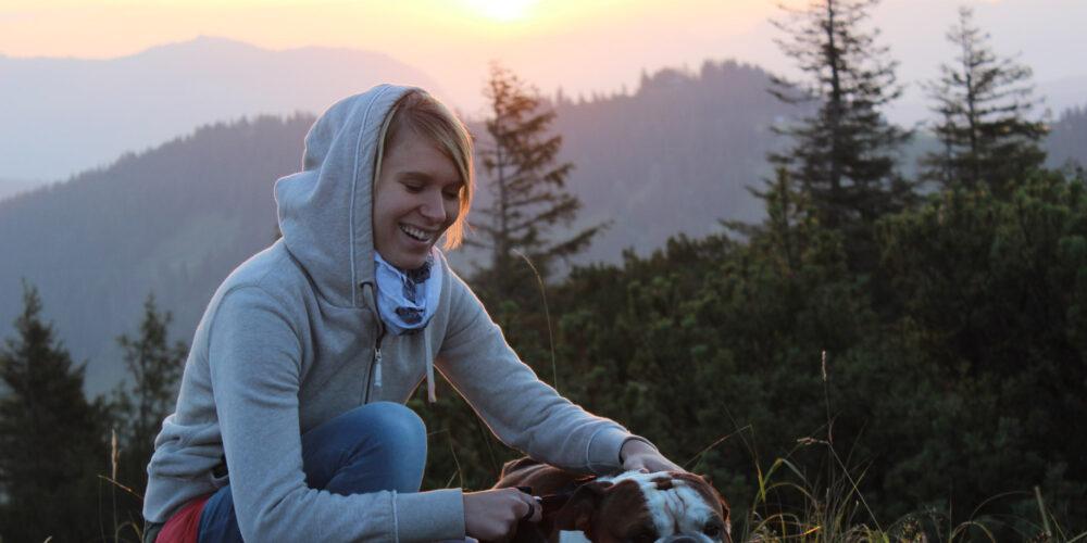 Erlebnisurlaub mit Hund im Pillerseetal