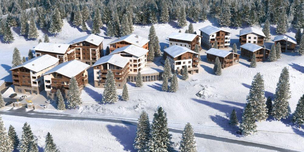 Neuer Ferienpark in der Schweiz: Landal Alpine Lodge Lenzerheide