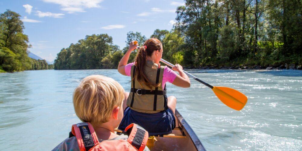 Erlebnis Drau Paddelweg – Kanu-Wandern auf der Drau