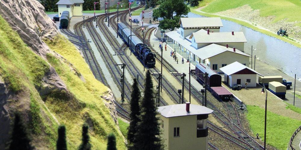 Museum St. Veit in Kärnten: Kinder werden zu Lokführern